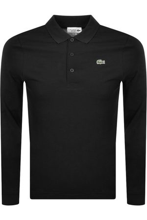 Lacoste Sport Long Sleeved Polo T Shirt