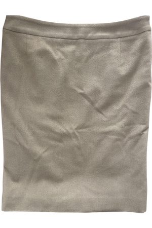 Dior Cashmere skirt suit