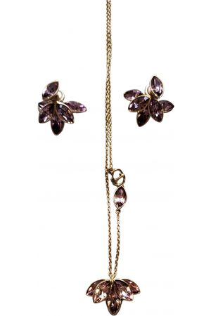 Dior Crystal jewellery set