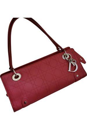 Dior Lady leather handbag