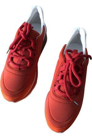 Hermès Women Sneakers - Miles cloth trainers