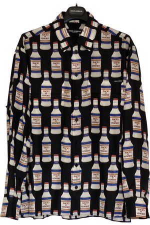 Dolce & Gabbana Silk Shirts