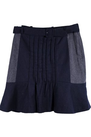 Claudie Pierlot Women Suits - Wool skirt suit
