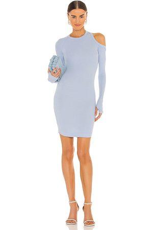 Alix NYC Elton Mini Dress in Baby .
