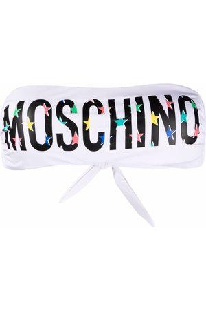 Moschino Women Bikinis - Logo-print bikini