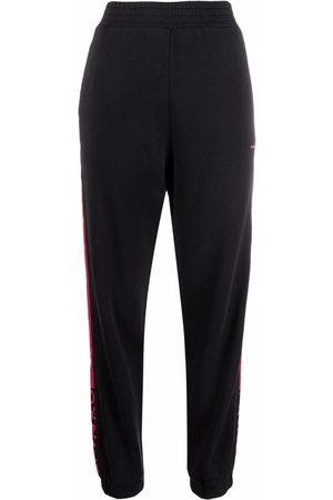 Pinko Women Sweatpants - Logo-tape detail sweat pants