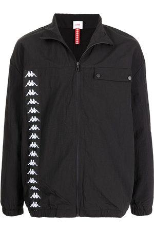Kappa Logo-trim zip jacket