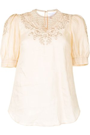 Alice McCall Donatello embroidered blouse