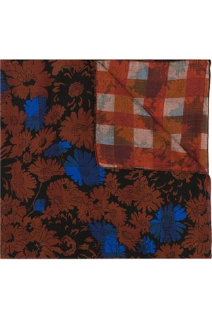 Paul Smith Archive Floral scarf