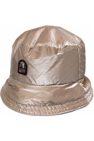 Parajumpers Logo patch bucket hat - Neutrals