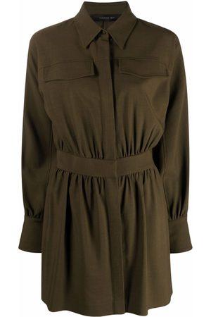 FEDERICA TOSI Long-sleeve shirt dress
