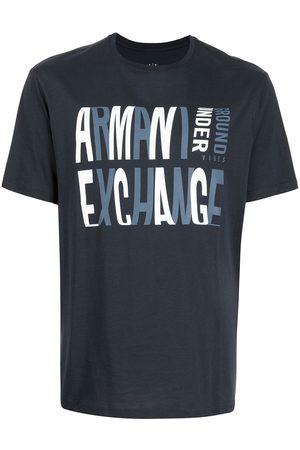Armani Logo-print T-shirt