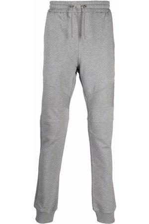 Balmain Logo-print track pants - Grey