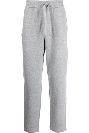 Armani Men Sweatpants - Drawstring track pants - Grey
