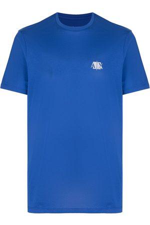 Armani Logo-print cotton T-shirt