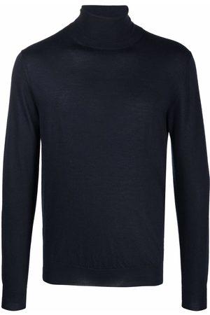 FEDELI Roll-neck knitted jumper