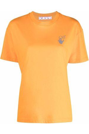 Off-White Arrows-print logo T-shirt