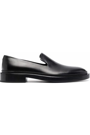 Jil Sander Men Loafers - Round-toe polished-finish loafers