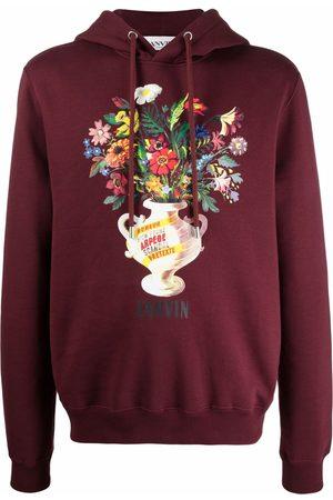 Lanvin Graphic-print hoodie