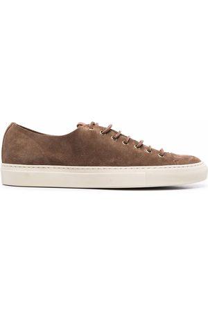 Buttero Men Sneakers - Low-top leather sneakers