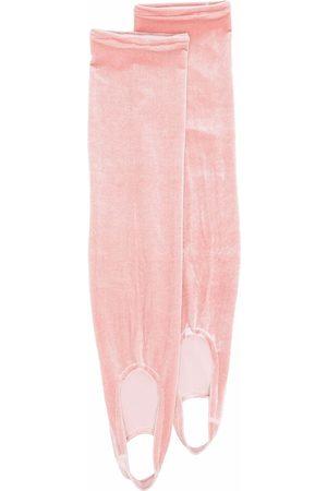 Simone Wild Men Socks - Velvet aerobic socks