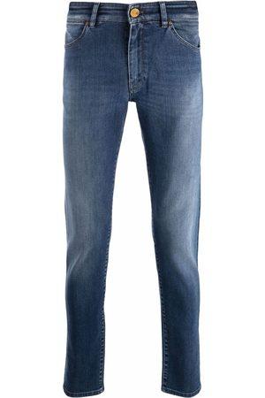 PT05 Low-waist slim-fit jeans