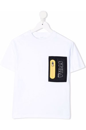 Stella McCartney Chest logo-print T-shirt