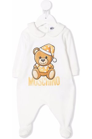 Moschino Pajamas - Teddy Bear-print pajama