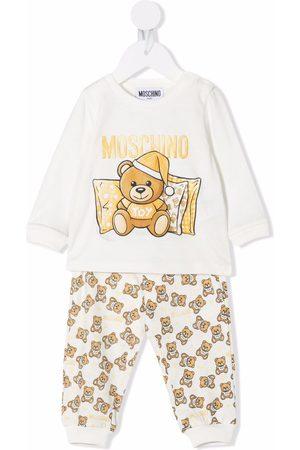 Moschino Sets - Sleeping bear trouser set