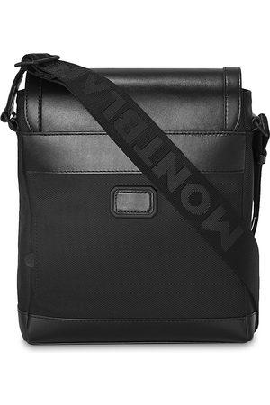 Mont Blanc Men Laptop Bags - My Nightflight Reporter Bag