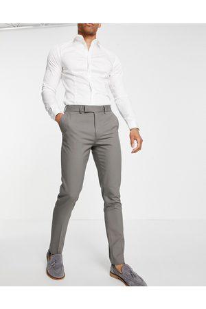 ASOS Skinny khaki suit pants