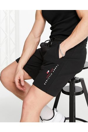 Tommy Hilfiger Flag logo essential sweat shorts in