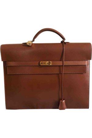 Hermès Kelly Dépêches leather handbag