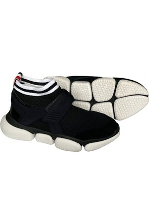 Moncler Leather trainers