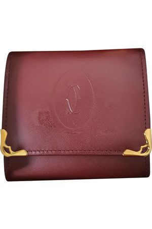 Cartier Leather small bag