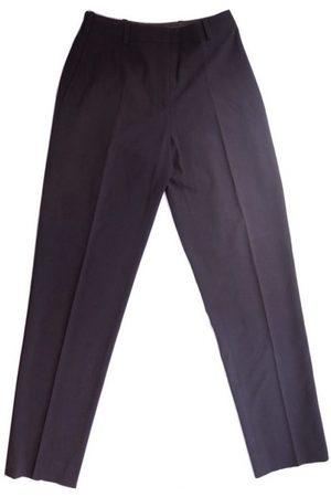 Hermès Women Pants - Wool trousers