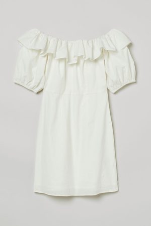 H&M Women Strapless Dresses - Off-the-shoulder Dress