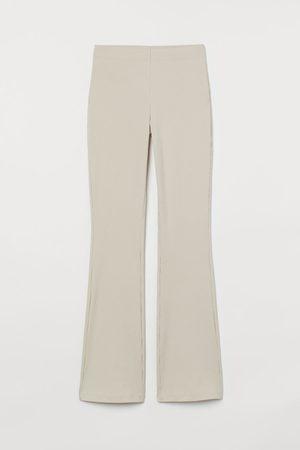 H & M Ribbed Jazz Pants