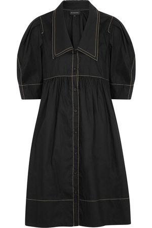 Lee Mathews Nerissa cotton shirt dress