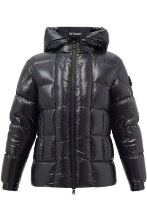 Moncler Douglac Hooded Quilted Down Coat - Mens