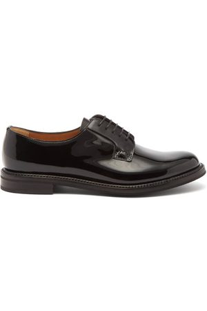 Church's Women Formal Shoes - Shannon Patent-leather Derby Shoes - Womens