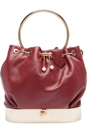 ROSANTICA Women Purses - Velo Leather Bucket Bag - Womens - Multi