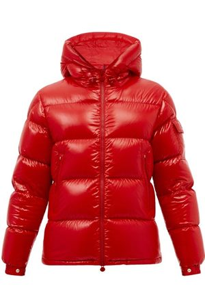 Moncler Ecrins Quilted Down Coat - Mens