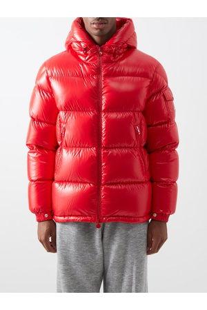 Moncler Men Coats - Ecrins Quilted Down Coat - Mens