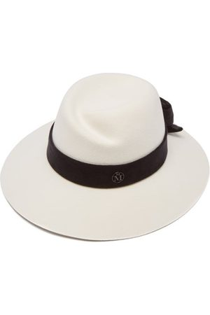 Le Mont St Michel Virginie Waterproof Felt Fedora Hat - Womens