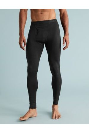 M&S Collection 2pk Light Warmth Thermal Long Johns