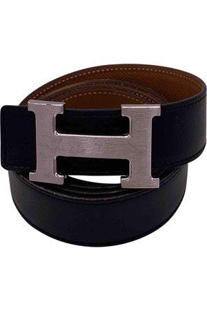 Hermès Men Belts - Leather belt