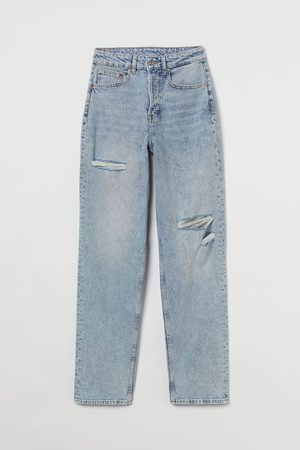 H&M 90s Straight High Jeans