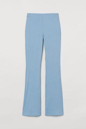 H&M Ribbed Jazz Pants