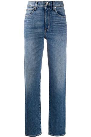 SLVRLAKE Women Straight - London straight leg jeans